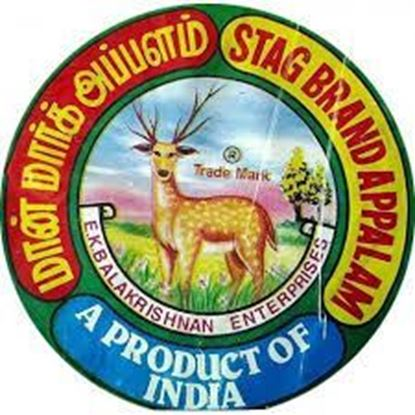 Picture of Stag Brand Appalam 225gm