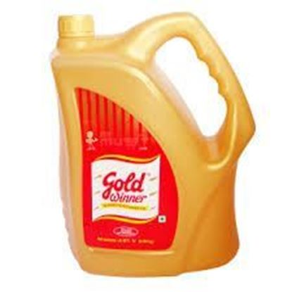 Picture of GW Sunflower Oil 5 Lr