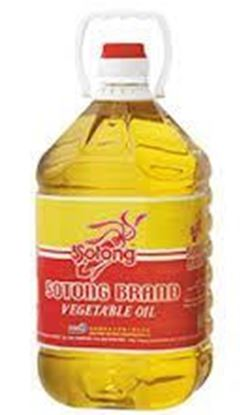 Picture of Sotong Brand Vegetable Oil 5 Lr