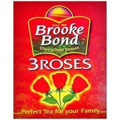 Picture of Brooke Bond 3Roses Tea 500gm