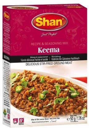 Picture of shan keema masala