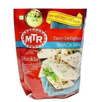 Picture of mtr dhokla