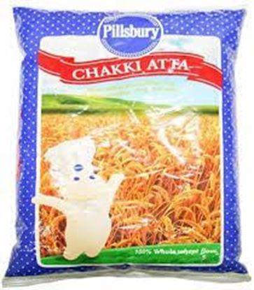 Picture of Pillsbury  ATTA 5KG