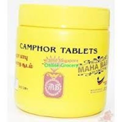 Picture of Camphor Tablets