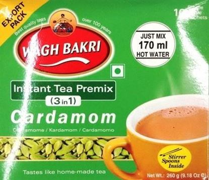 Picture of Wagh Bakri  Instant Tea(3 in 1) Cardamam