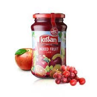 Picture of Kisan Mixed Fruit JAM 500g