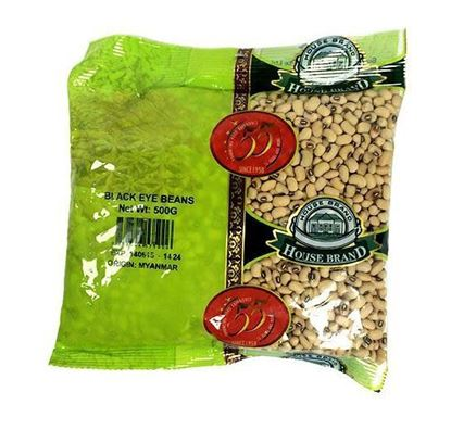 Picture of House Brand Black Eye Beans 1kg