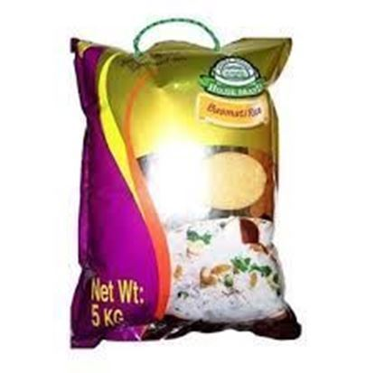 Picture of House Brand Basmati Rice 5kg