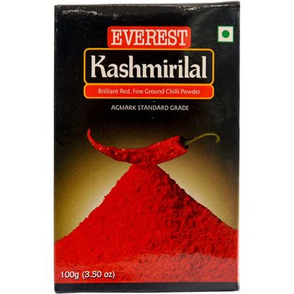 Picture of Everest Kashmirailal Chilli Powder 100gm