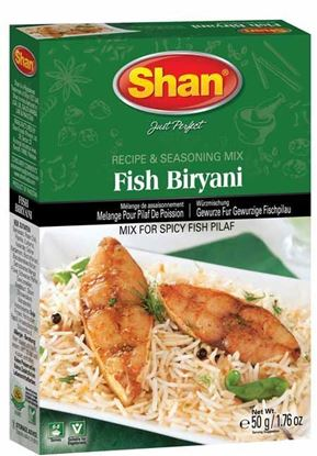 Picture of Shan Fish Biryani 50gm