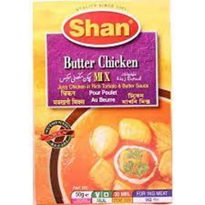 Picture of Shan Butter Chicken Mix 50gm